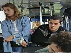 Stossverkehr Im Schulbus